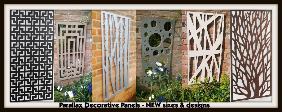 New Garden Mirrror products for 2015