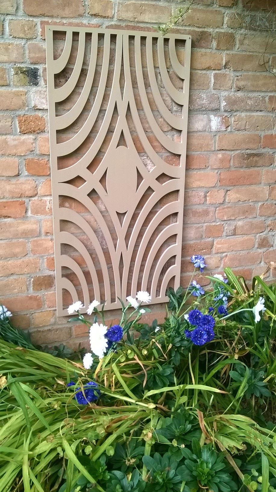 Aztec Decorative Panel Parallax Plastics