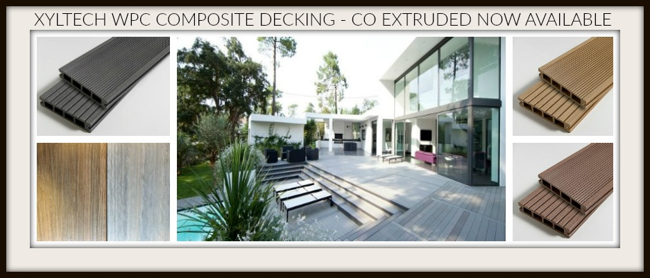 Wood plastic decking - XYLtech